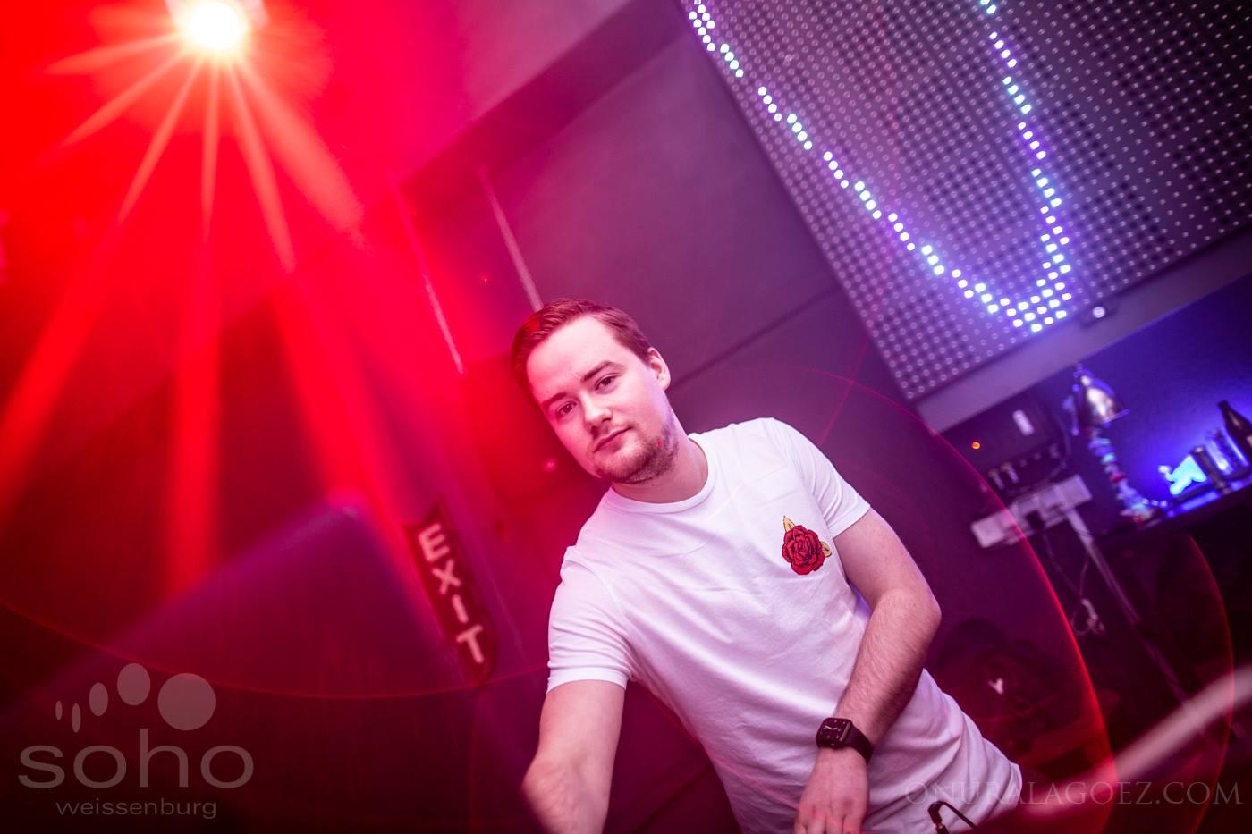 DJ SMAC Soho Weißenburg