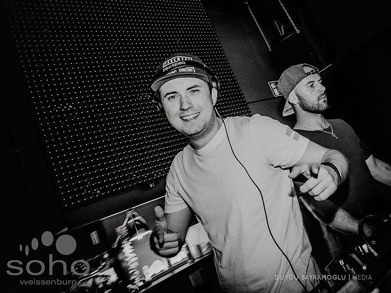 DJ Chris White Soho Weißenburg