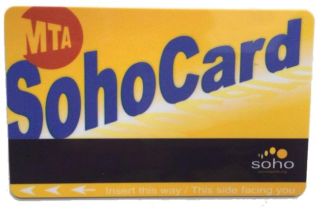 SOHO Bonuskarte sichern